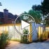عکس - Richard Rogers discusses his seminal Wimbledon house