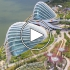عکس - Wilkinson Eyre s award winning Gardens by the Bay in Singapore
